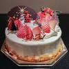 Unicorno - 料理写真:クリスマスケーキ 生デコレーション☆