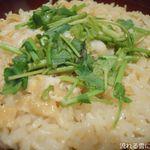 茶茶花 - 蟹とせりの土鍋ご飯