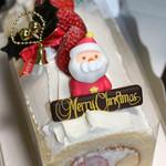 パティスリー カジワラ - クリスマスケーキ