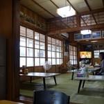 山原そば - (2015/10月)座敷席