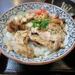 45853824 - 焼き鳥丼(塩)