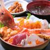 北前食堂 - 料理写真:大漁くん丼ぶり