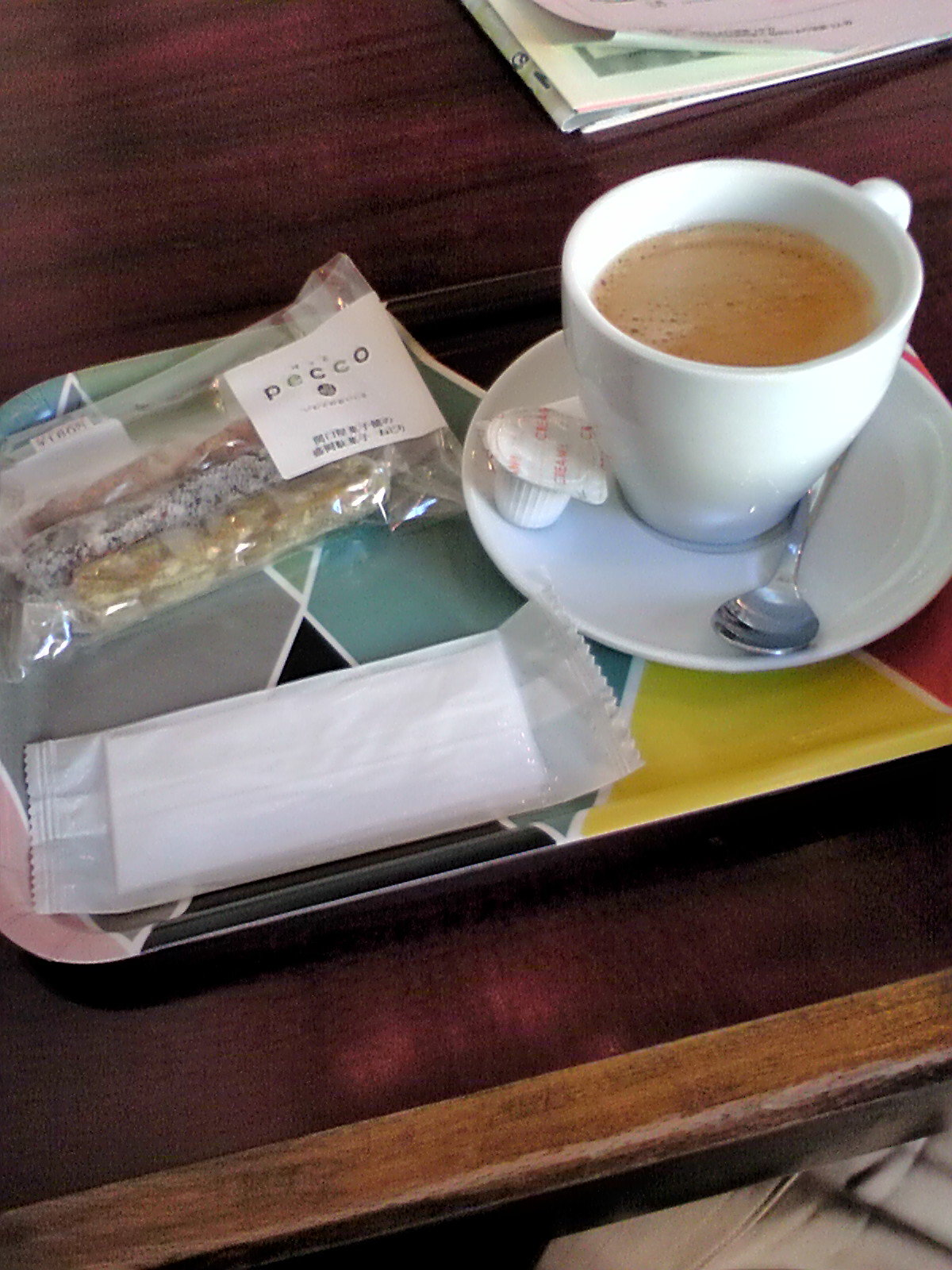 高島平りんだんカフェ