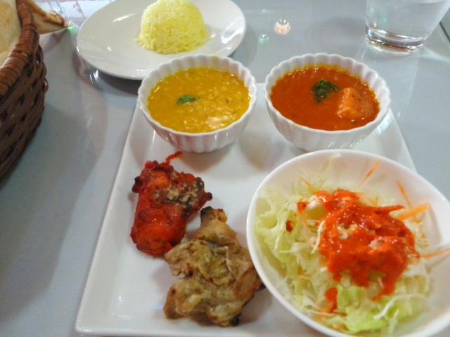 インドレストランディーガハウス