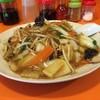 柳屋食堂 - 料理写真:うま煮焼そば(720円)