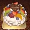 ル・シュクル - 料理写真:フルーツケーキ(4号)¥2,000