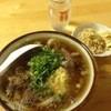 久野 - 料理写真:肉うどん(小)(^^)v