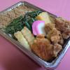 たいあん弁当 - 料理写真:からあげ山菜ベビー 432円