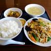 楊全 - 料理写真:A/肉野菜炒め定食
