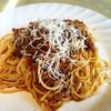 ピノッキオ - 料理写真:トロトロチーズと牛肉のミートソース(だったかな?)