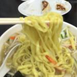 福吉 - 麺リフトアップ