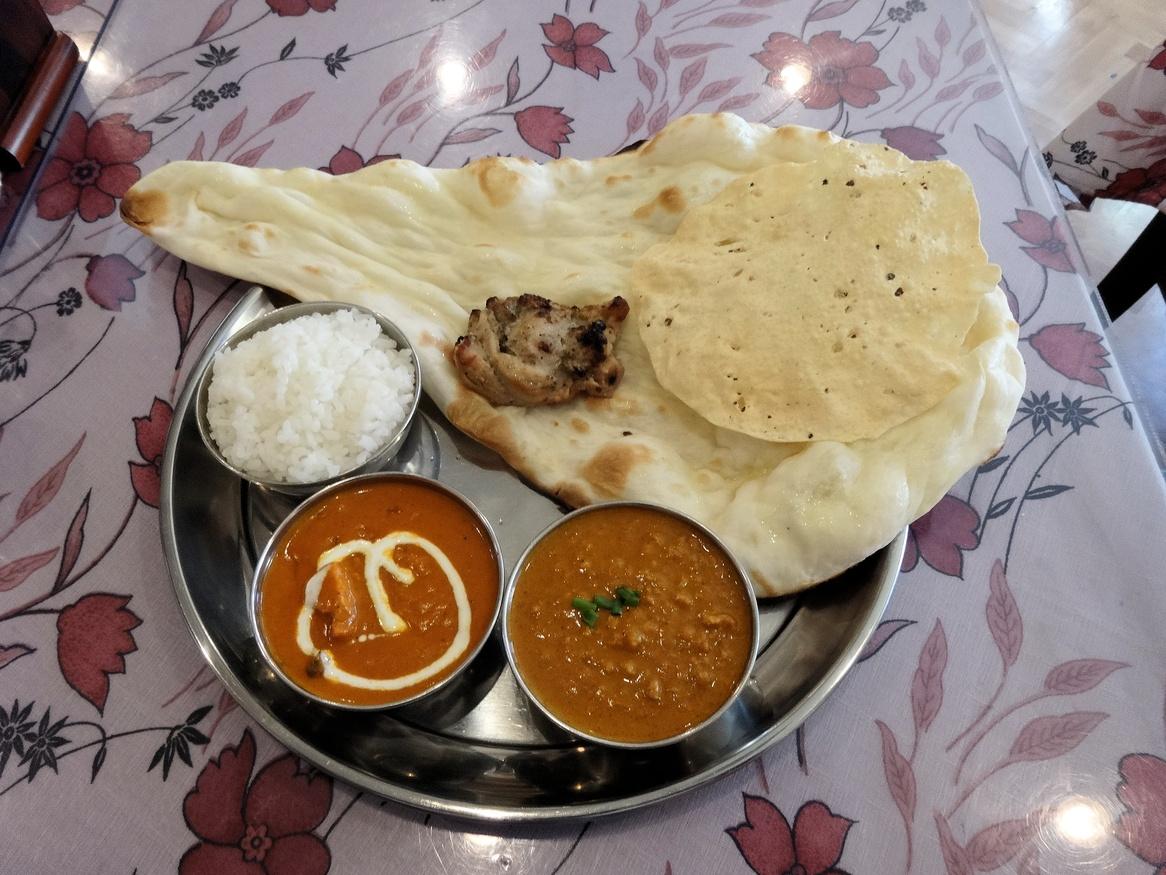 インドアジアンレストラン ダルハラ