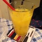 ルマロン - ドリンク写真:オレンジジュース