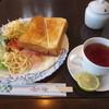 じょいふる - 料理写真:モーニングセット 550円(2015.12)
