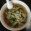 蘇州園 - 料理写真:蘇州ラーメン