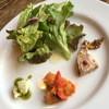 トラットリア ウラヌス - 料理写真:ランチ共通の前菜2015年12月