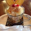 ほっこり Cafe - 料理写真:アップルパイパフェ