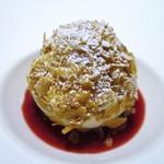 ラシェリール - 北海道産フレッシュクリームチーズのドーム