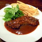 ブラッスリー イール - オーストリア産牛ロースステーキ