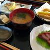 めしや 大磯港 - 料理写真:サワラ塩焼き定食@1400円  ふわっふわで美味かった!