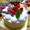 パティスリーノブヤ - 料理写真:Xmasケーキ