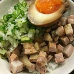 こむぎ - チャー玉丼