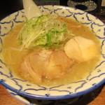 三代目ねかし - 鶏ガラ豚骨醤油ラーメン
