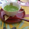 楽・食・間 NORO - 料理写真:ほうれん草のスープです
