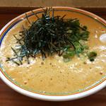 ラーメン暁 - 納豆ラーメン・850円