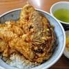 雷門 三定 - 料理写真:天丼並1,460円(税込)
