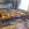 うなぎの川幸 - 料理写真:焼き場