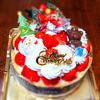 ケーニヒス クローネ - 料理写真:クリスマスケーキ 3,000円