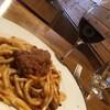 トリッパ - 料理写真:Aランチ+グラスワイン  2015.12