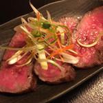 京松蘭 - ローストビーフ