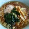 北陽軒 - 料理写真:醤油らーめん480円
