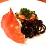 cucina Wada - 渡り蟹のパスタ