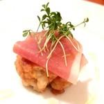 cucina Wada - 白子のピカタと生ハム