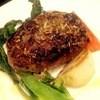 Osteria da K.[kappa]  - 料理写真:仔羊のハンバーグ