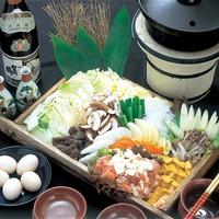 東広島の郷土料理『美酒鍋』