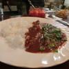 パジャマラマ - 料理写真:すじねぎカレー790円ナリ