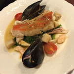 oro - 料理写真:鮮魚のグリル