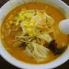 天安門 - 料理写真:辛子味噌ラーメン