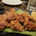 鳥恵 - 砂肝ガーリック