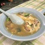 王府 - 卵スープ ¥550