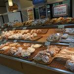 ゆめのパンやさん - 料理写真:店内