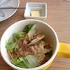 セカンド ハウス - 料理写真:ランチセットのサラダ