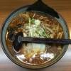 白樺山荘 - 料理写真:辛口醤油ラーメン、860円です。