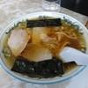 中華亭 - 料理写真:中華そば600円