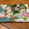 かぶら亭 - 料理写真:お刺身盛り合わせ