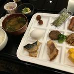 ガーデンレストラン オールデイ ダイニング - 朝食ブッフェ (主に和食)